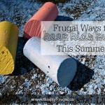 7 Frugal Ways to Keep Kids Busy This Summer
