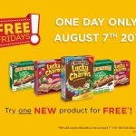 New Coupon for FREE Lucky Charms or Nature Valley