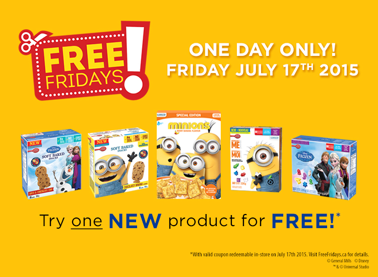 free general mills product