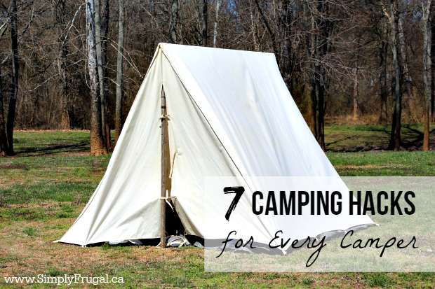 7 Camping Hacks for Every Camper