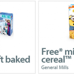 General Mills BOGO Coupons for Cereal and Snacks