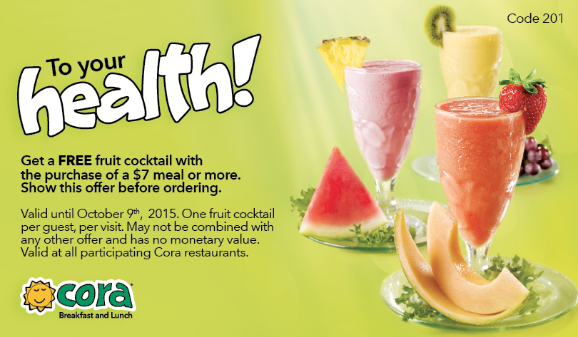cora fruit cocktail