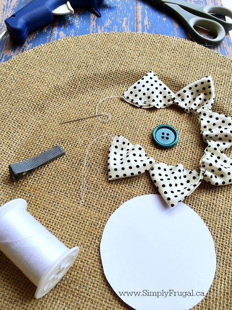 hair bow step 2