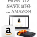 52 Ways To Save: Use Amazon to Save