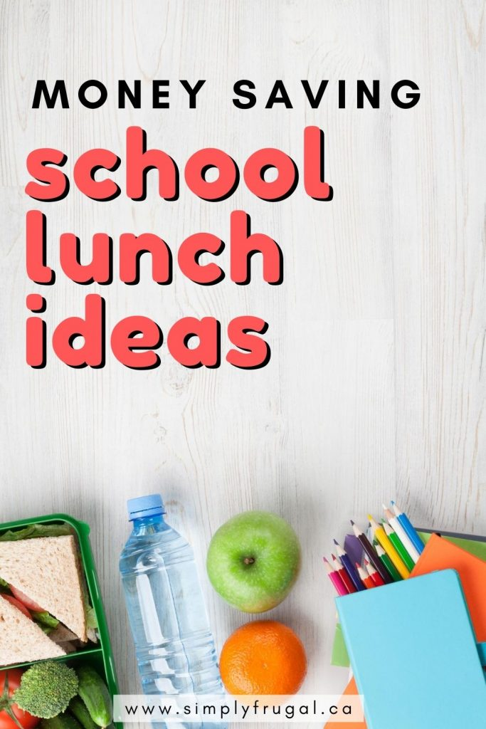 Take a peek at these 7 smart ways to save money on school lunches so you can pack your child a great lunch for less.