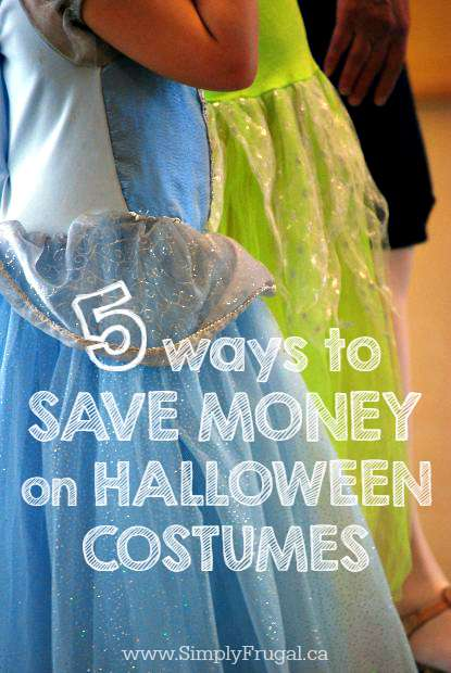 Saving money on Halloween costumes can be easy, you just need to know a few simple tricks. Take a look at these 5 ways to save money on Halloween costumes and get the fun looks you love for less.