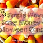 6 Simple Ways to Save Money on Halloween Candy