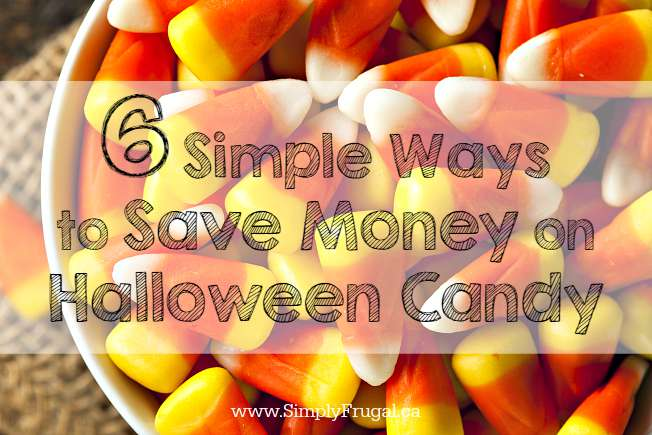 If you have a great number of visitors in your neighborhood, you might be wondering how to save a little cash on Halloween candy. Well don't fret, take a look at these 6 simple ways to save money on Halloween candy and get the sweets you need for less.