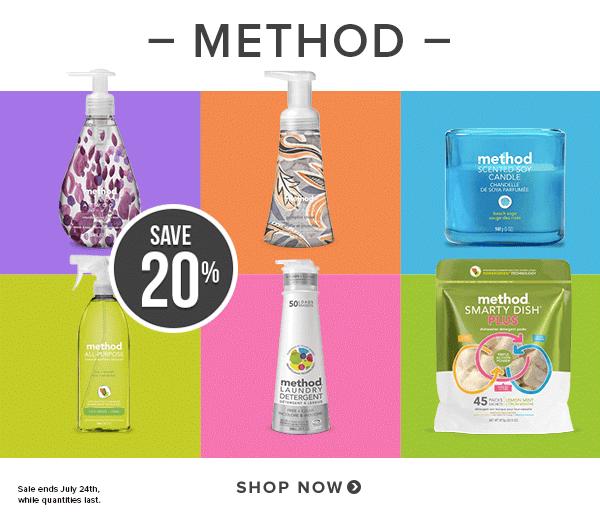 method sale