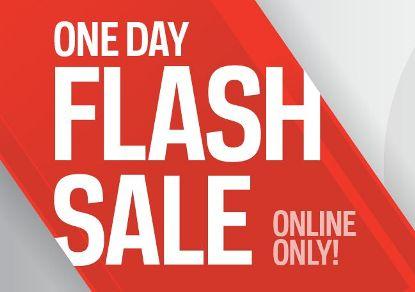 sportchek flash sale