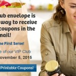 New webSaver Mail Coupons Now Available!