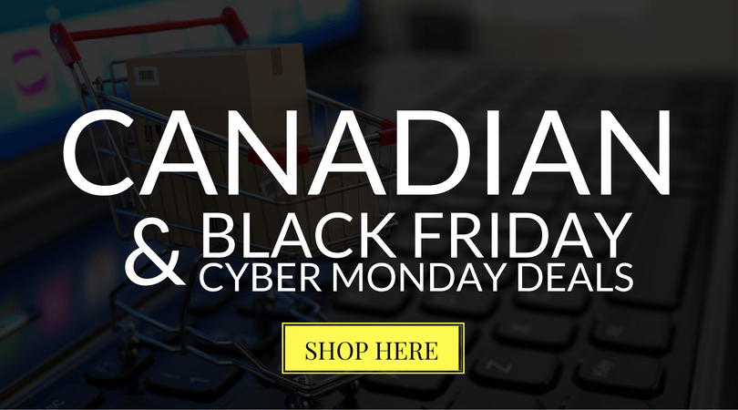 Canadian Black Friday Deals