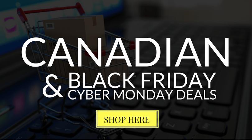 Canadian Black Friday Deals