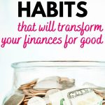 This couldn't be better timing for me! As you will see, these 7 smart financial habits are easy ways to get back on track so you can start enjoyingyour financial freedom.