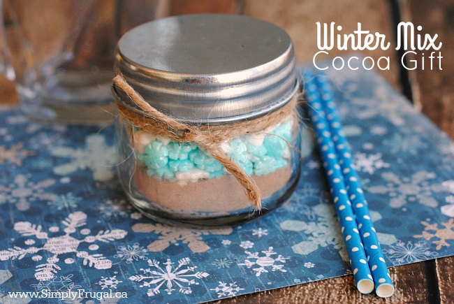 Winter Mix Cocoa Gift 2