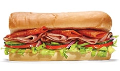 Subway National Sandwich Day: Buy 1 Get 1 Free