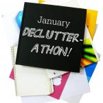 Announcing the Simply Frugal Declutterathon!