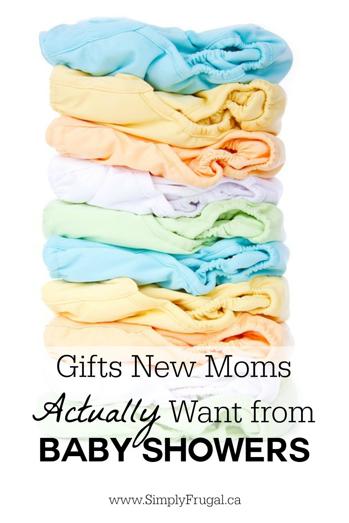 Baby Showers Gifts For Mom ~ Gifts new moms actually want from baby showers