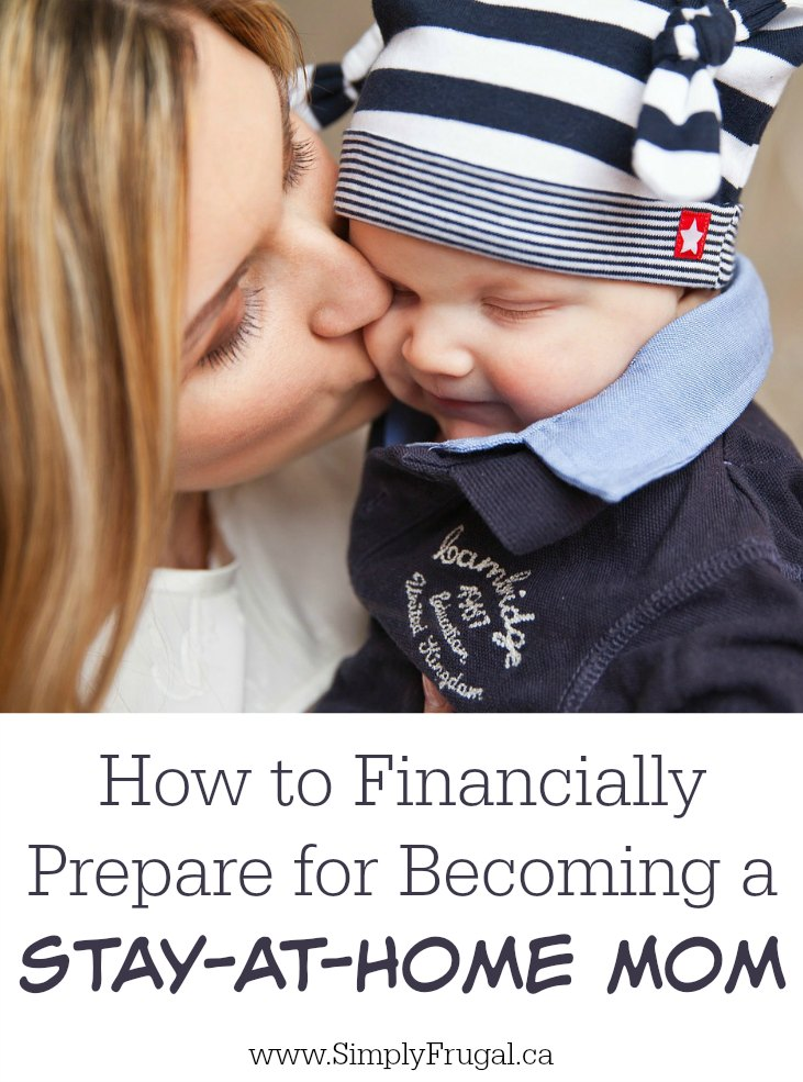 Becoming a stay-at-home mom takes some preparation. These tips will help you find out How to Financially Prepare for Becoming a Stay-at-Home Mom!