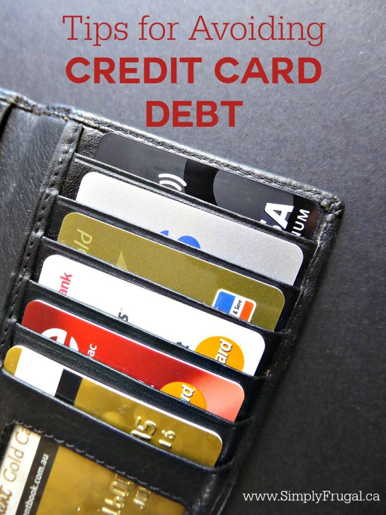 Credit card debt is something that millions of us struggle with. It's like a vicious cycle that never stops, unless you of course can get rid of the credit cards. However, it's no secret that emergencies happen and sometimes those credit cards can be a lifesaver. Check out these tips for avoiding credit card debt in 2016.