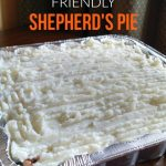 Easy Freezer-Friendly Shepherd's Pie
