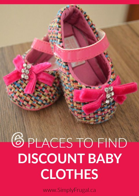 Cheapest place to buy baby clothes online