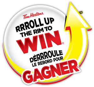 rrroll up the rim to win