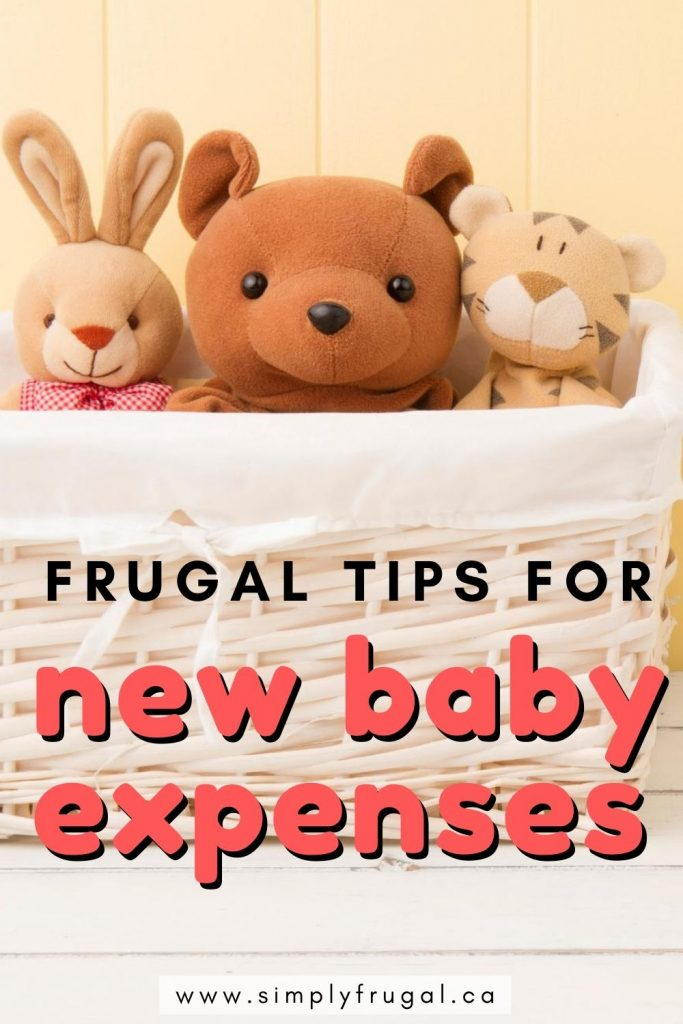 Having a new baby doesn't have to be expensive. These frugal tips for new baby expenses are going to help you easily make your dollars stretch.
