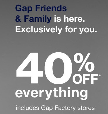 Gap coupon codes and deals are waiting for you! Stock up on loungewear and denim for a cozy but classic look or get active with workout gear by GapFit. And don't forget to earn and redeem your GapCash while you shop!5/5(15).