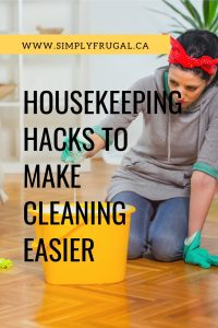 Do you ever wish you could make the task of cleaning your home a little easier? If so, housekeeping hacks are the way to go. Take a look at these 7 housekeeping hacks that you can try, so the next time you need to do a quick clean you can get the job done faster and with less stress.