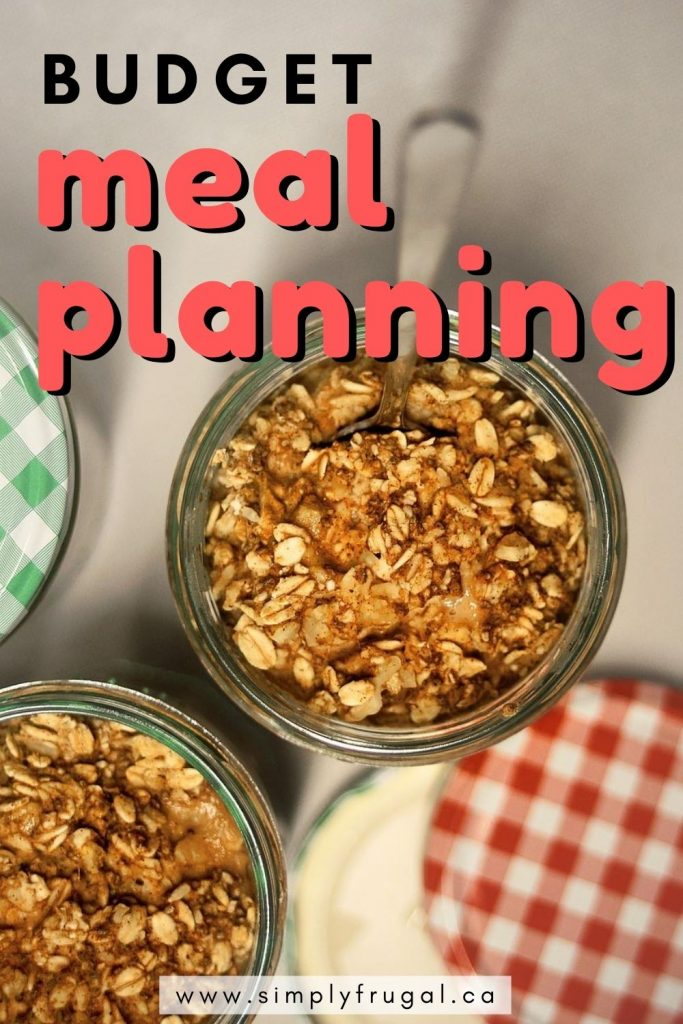 These tips for busy moms to help budget meal planning become easier, are perfect for keeping you well fed and your finances in order.