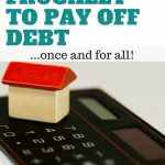 How To Live Frugally To Pay Off Debt