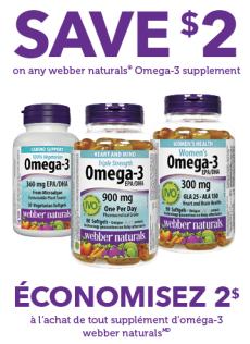 webber naturals coupon