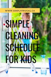 These tips can make cleaning and completing chores fun and easy for everyone in the family.