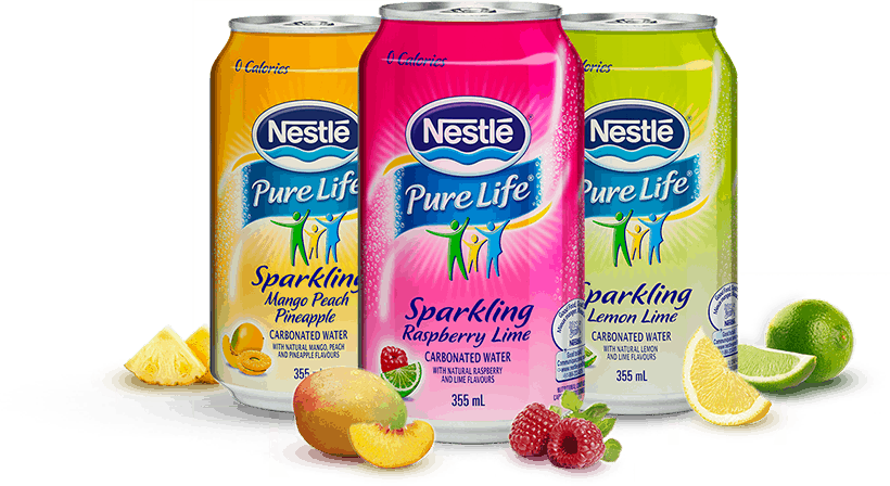 New Coupon For 3 Off Nestle Pure Life Sparkling Water