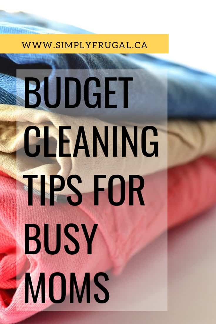 These cleaning tips are meant to help you stay on budget easily no matter how busy you are. Moms who work outside the home, or even stay at home moms with children may find themselves struggling with those regular daily chores. Instead of giving in to the desire to hire help, check these tips first to make the most of your budget and time.