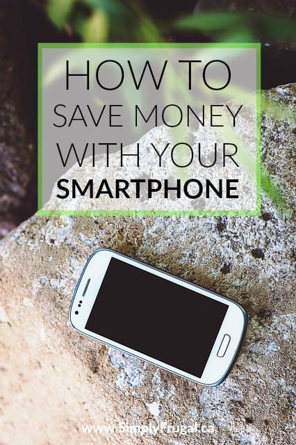 I'm sure that those of you that have smartphones know just how useful they can be. They help keep you in touch with friends and family, help you find a destination and even tell you the weather. Now, I'm also sure that those of you with a smartphone know that they can help you save money! This post details How to Save Money with Your Smartphone.
