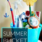 The Summer Bucket of FUN!