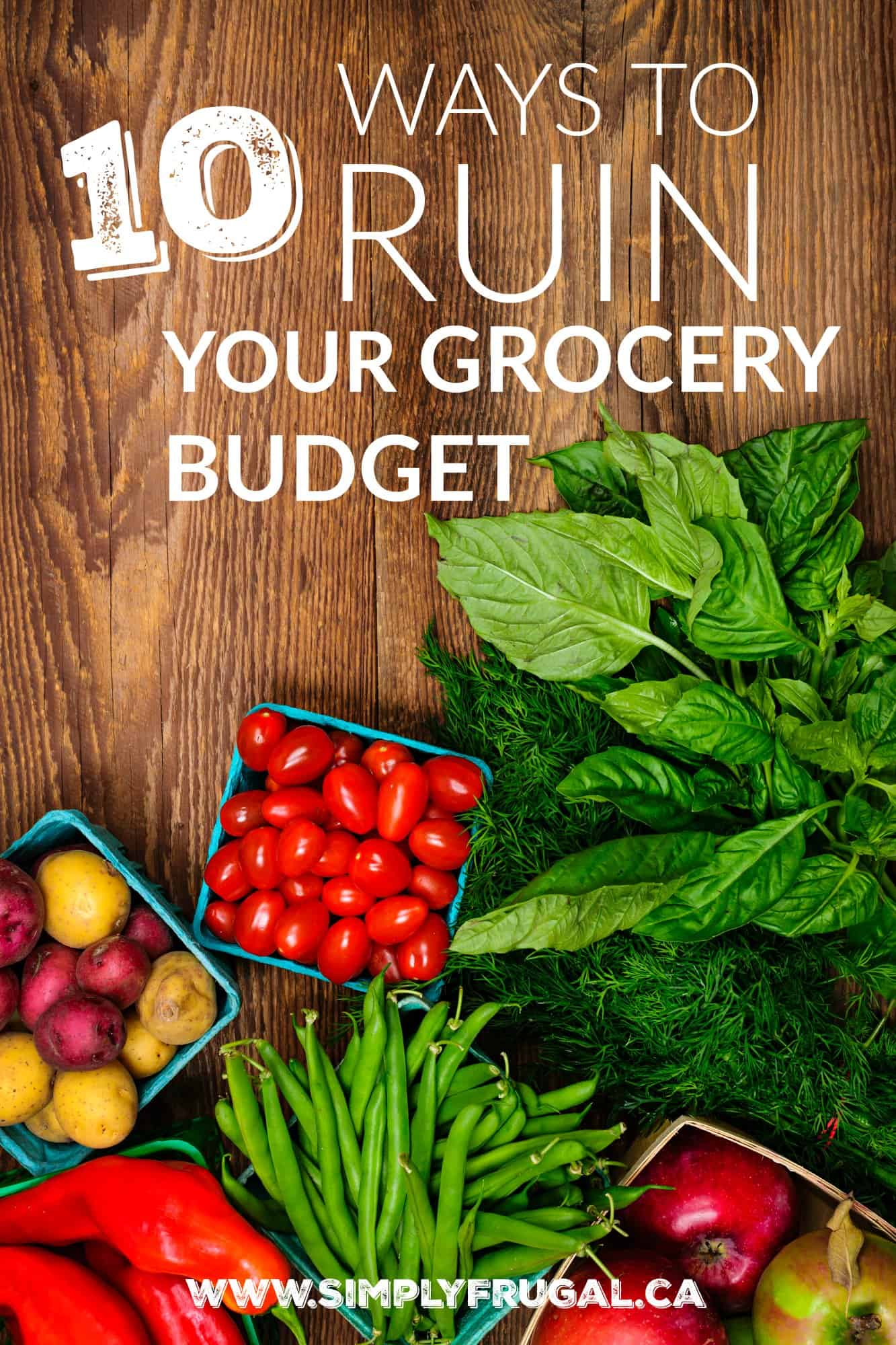 If staying on budget or lowering your grocery budget is your goal, you'll want to read on to learn how to fix your bad habits. Are you committing any of these grocery shopping faux pas?