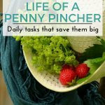 A Day in the Life of a Penny Pincher: Daily Tasks That Save Them BIG