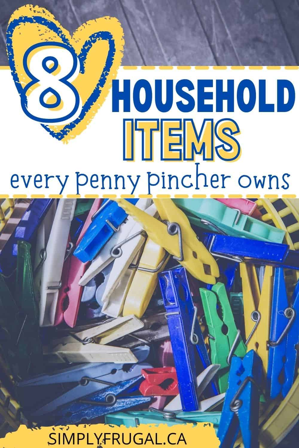 Household items that every penny pincher owns