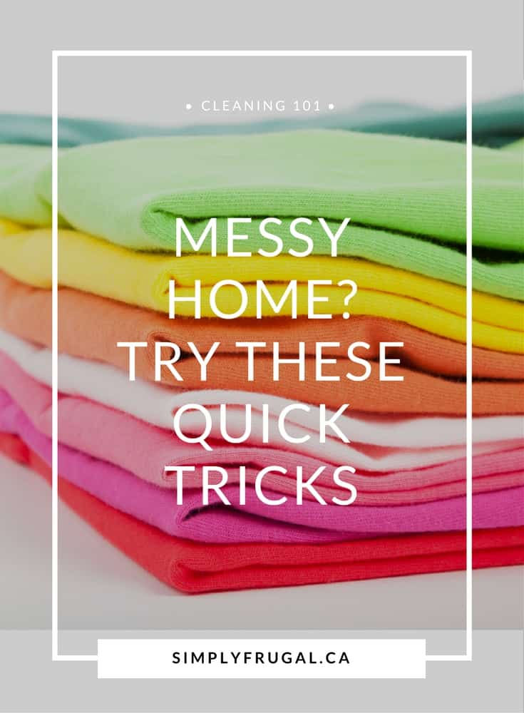 Cleaning tips, Household hacks