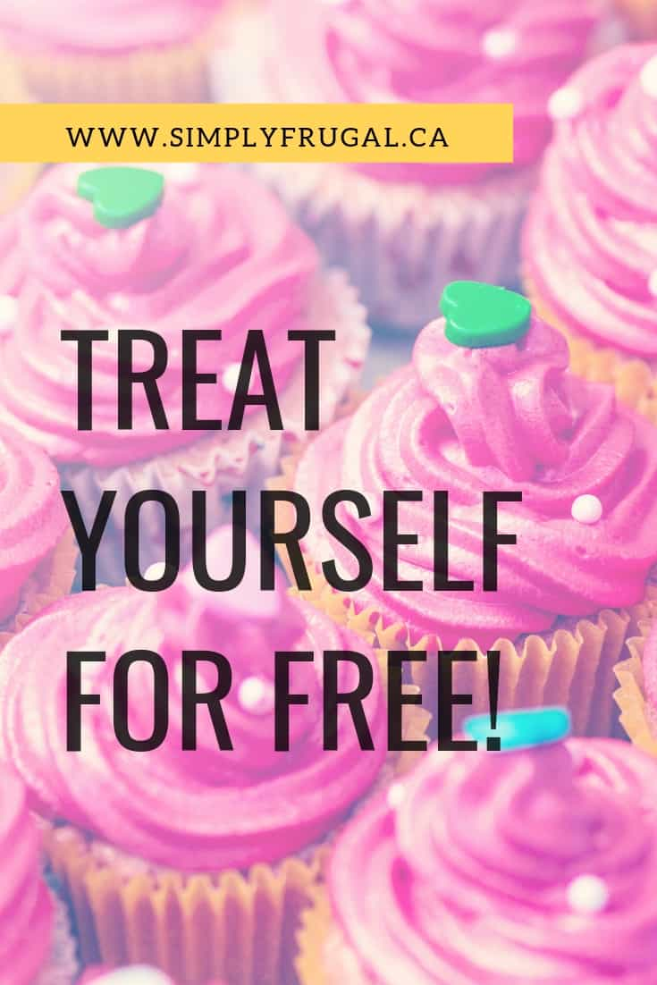 Just because you arefrugal, doesn't mean youdon't deserve to treat yourself once in a while! Here are 16 ways that you can treat yourself for free today!