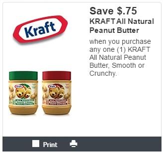 kraft peanut butter coupon