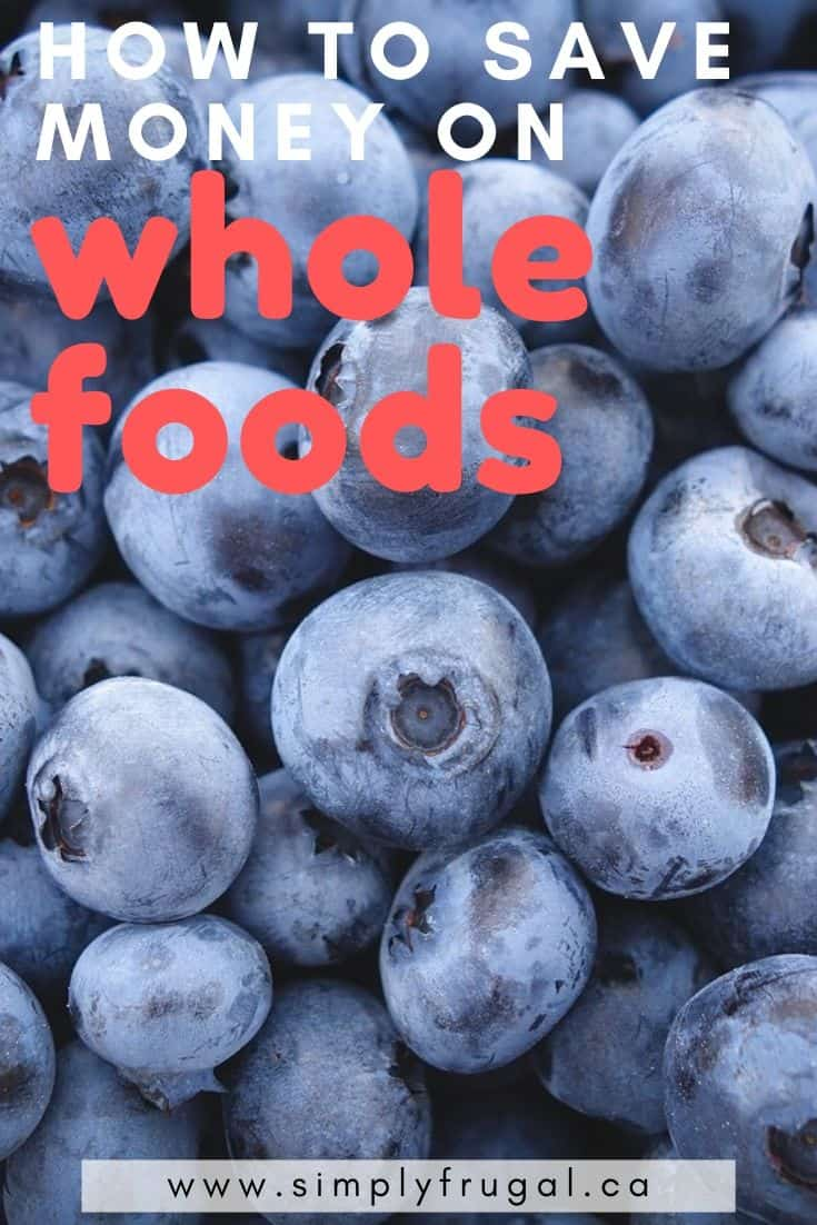 When you're looking to feed your family a healthy diet, the cost of fresh, whole foods can be a bit scary and perhaps a big turnoff. Here are some tips you can put to use right away to help you save money on whole foods.