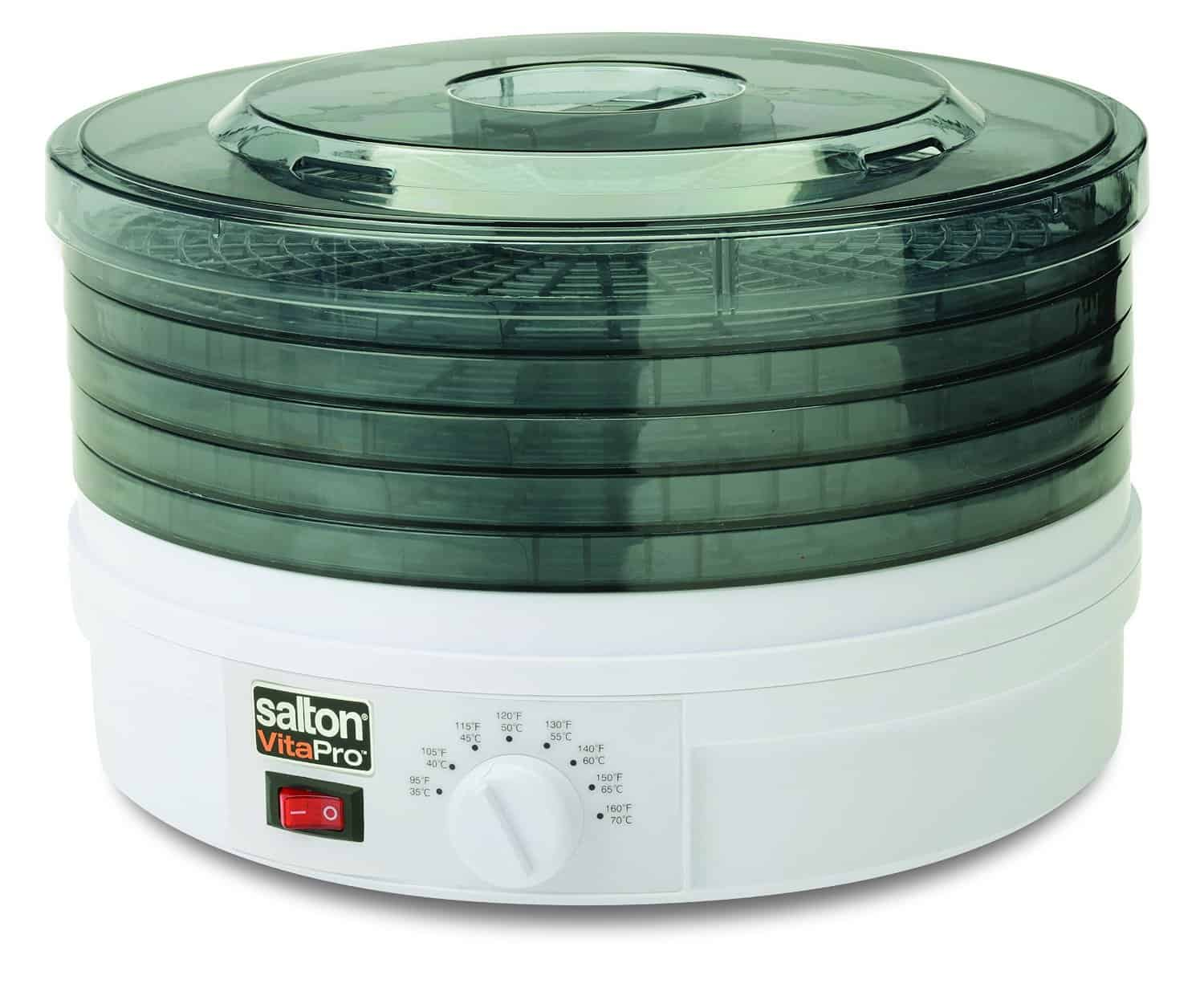 Canadian Online Home Decor Stores Salton Collapsible Dehydrator 46 Off