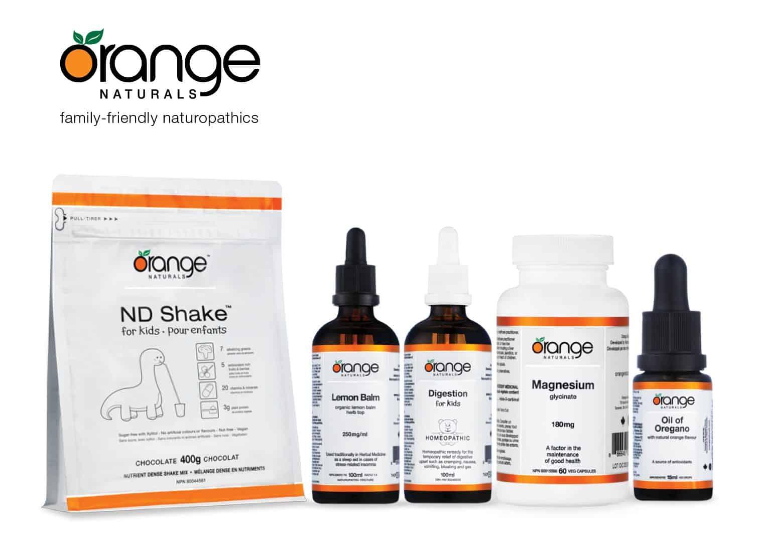 orange naturals coupon