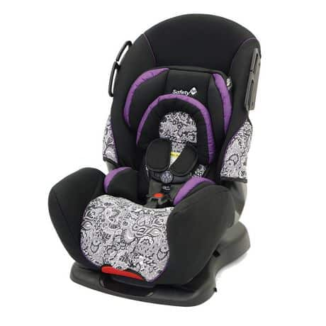 Alpha Omega Select Car Seat