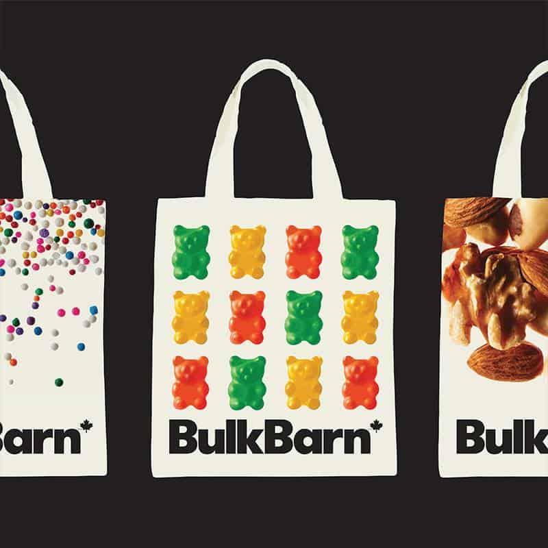 Bulk Barn: Free Reusable Bag with Purchase