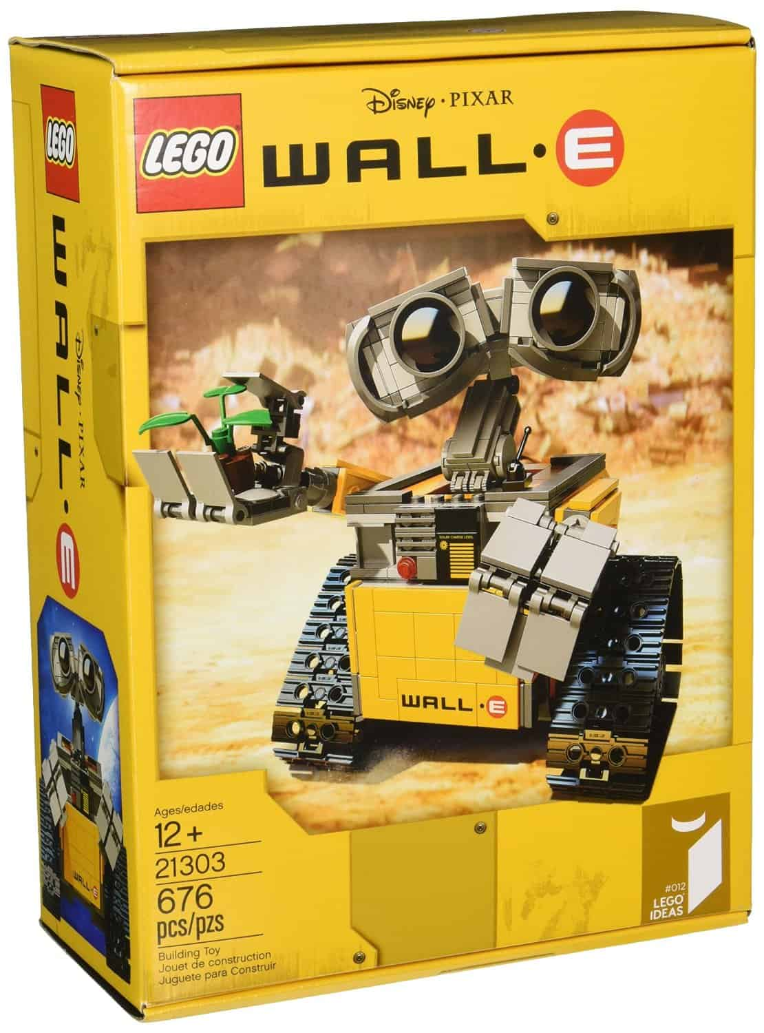 Great Price for LEGO Ideas Wall-E Building Kit